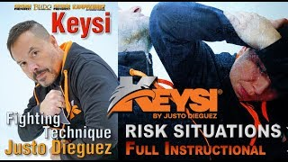 Keysi Risk Situations Fighting Technique FULL Instructional