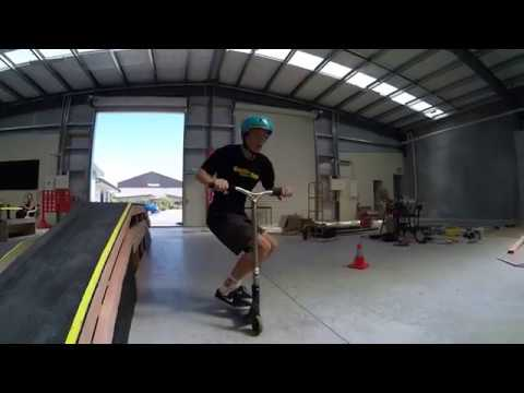The Barn Indoor Skatepark, Rangiora