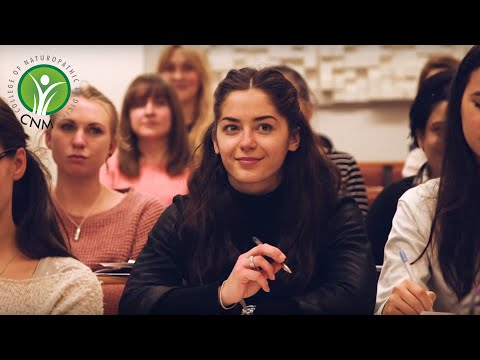 Video Why study at CNM College of Naturopathic Medicine?