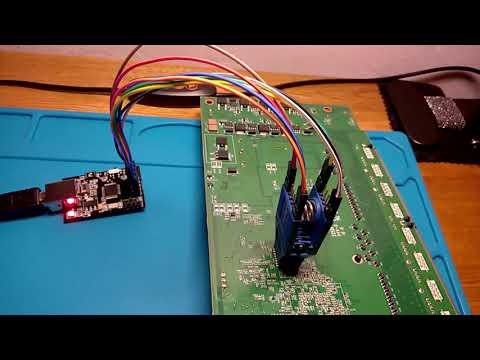 SOIC Test Clip - Must-Have Accessory For EEPROM / SPI FLASH
