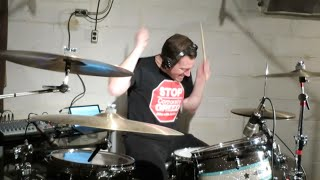 Anti-Flag - Turncoat - (Drum Cover)
