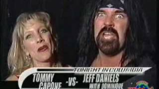 NWA Main Event - Jeff Daniels - It's all about Respect