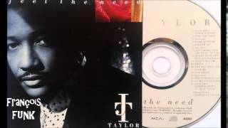 "James ""JT"" Taylor - Long Hot Summer Night (1991)"