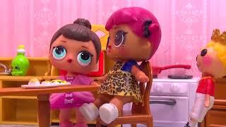 Девочка ЛОЛ ОКАЗАЛАСЬ НА МЕСТЕ МАМЫ И... #Игрушки #Сюрпризы LOL Surprise мультики для детей