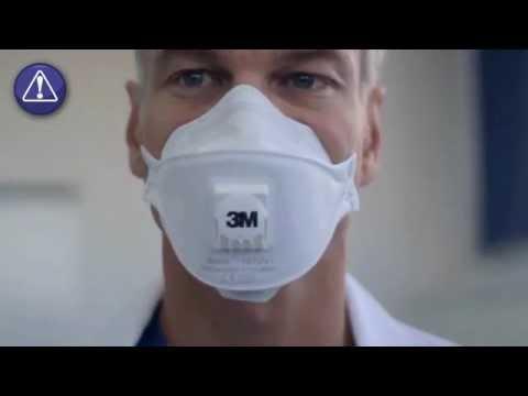 Nehmen Sie Ihre Sicherheit persönlich - 3M™ Aura™ Atemschutzmasken
