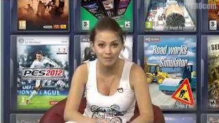 Видеорезюме телеведущей Виктории Косинской