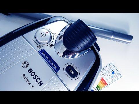 Bosch Staubsauger Relaxx'x ProSilence PLUS BGS5BL432 - Schwerer Teppich KiLLER im TEST / UNBOXiNG