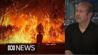 'A tipping point is playing out right now' says climate scientist Michael Mann | ABC News