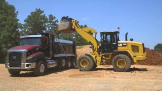 Watch and see how the Cat Small Wheel Loaders are built for you with power, performance and efficiency.