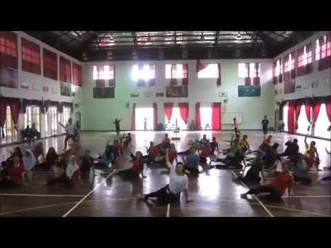 Dance Class: SMK Ranau