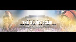FROM THE GLORY DOME: JULY 2019 BLESSING SUNDAY - 07-07-2019
