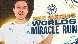 « This Worlds Group Was Supposed To Be IMPOSSIBLE », Voicecomms des Cloud9 - Worlds 2021 / Week 2