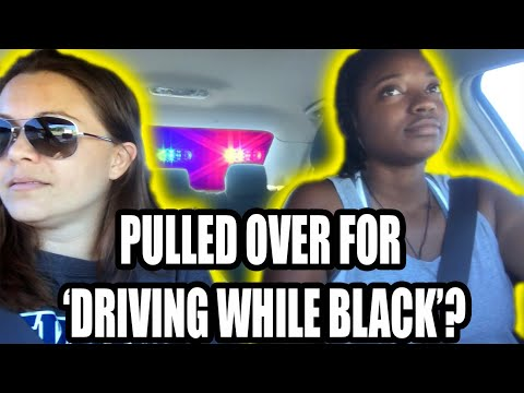 WE GOT PULLED OVER!! | INTERRACIAL COUPLE | LESBIAN COUPLE | VLOG #96