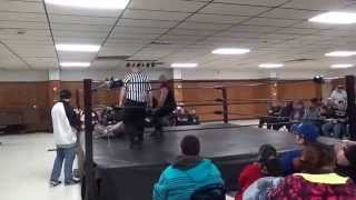 Dr  Roger Williams vs  Richie Rich SPW Jan  16, 2015