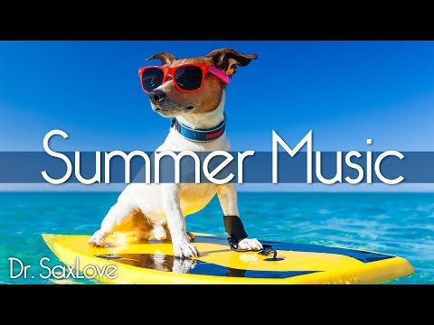 Summer Music • Jazz Blues Instrumental Music for Relaxing and Study