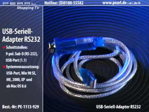 USB-Seriell-Adapter RS232