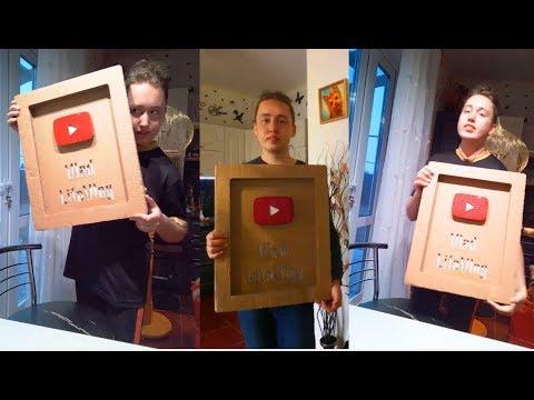 ПРИШЛА КНОПКА YouTube!! 25.03.20