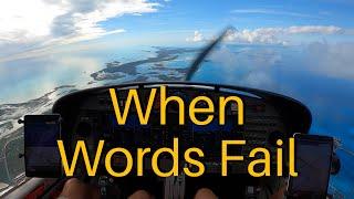 Flying the Caribbean (Part 8) - to Exuma, Bahamas