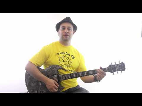 Country Guitar Chord Progression