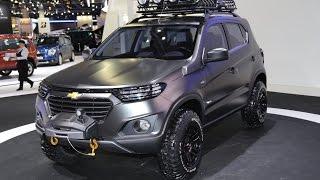 Новый Chevrolet Niva 2015