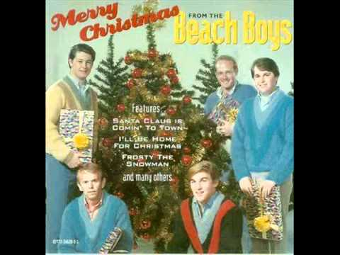 The Beach Boys - Santa's Beard - Christmas Radio