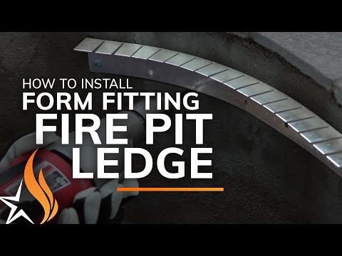 Download How To Install the Form Fitting Fire Pit Ledge By Starfire Direct Mp4 HD Video and MP3