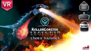 RollerCoaster Legends II: Thor