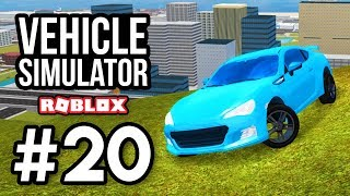 CUSTOM RAINBOW MUSTANG - Roblox Vehicle Simulator #18 - Most