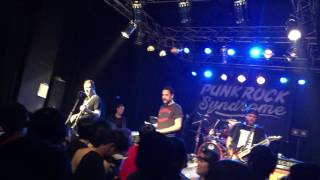 "Strung Out ""Exhumation of Virginia Madison"" at Harbor Studio (2016.05.15)"