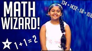 Kid Mathematician Amazes Judges on Sri Lanka's Got Talent | Got Talent Global