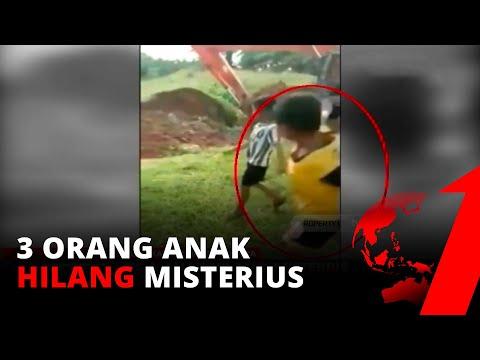 Merinding! Beredar Video Amatir 3 Orang Anak Sebelum Hilang Misterius | tvOne