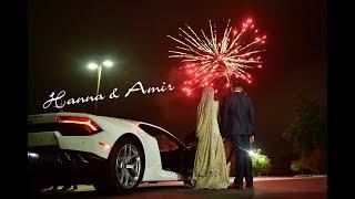 PAKISTANI WEDDING HIGHLIGHTS HANNA & AMIR 2018
