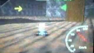Banshee Boardwalk fast lap 40.98 (34.08 on NTSC