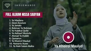Album Nissa Sabyan - Ya Khoirol Maulud