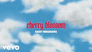 Kacey Musgraves Cherry Blossom