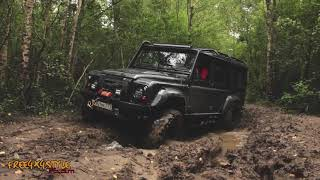 """The new Land Rover Defender Tactical Bi-turbo. - better than ever!"""" Custom made by Free4x4Style Team"""