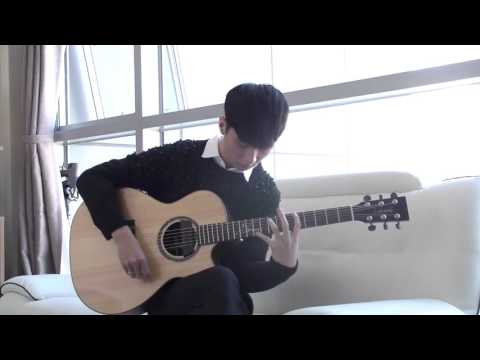 Sungha Jung plays a song from the Reply 1988 OST!