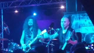 Armored Saint - Tribal Dance - live Legend Club (MI) 11/11/18 Italy