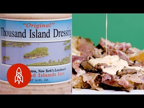 Where Does Thousand Island Dressing Come From?