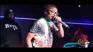 Beenie man- King of the Dancehall live in Allentown Pennsylvania