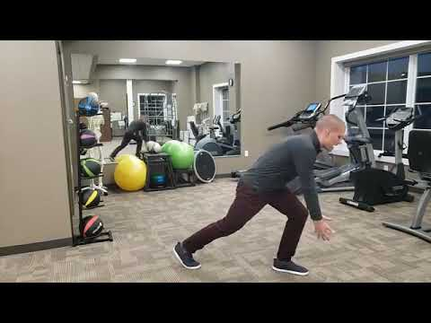 Try these lunges for runners!