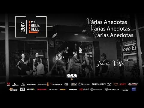 My RØDE Reel 2017 -  Várias Anedotas - Jeanco Volfe BTS