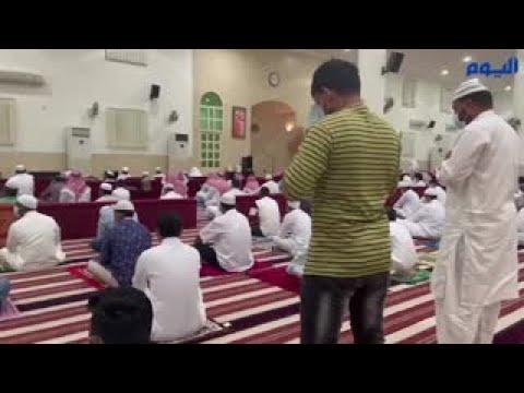 فرحة بالتزام .. هكذا يحتفل المواطنون بالعيد في ظل الجائحة