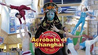 Amazing Acrobats of Shanghai Webcam Show Video