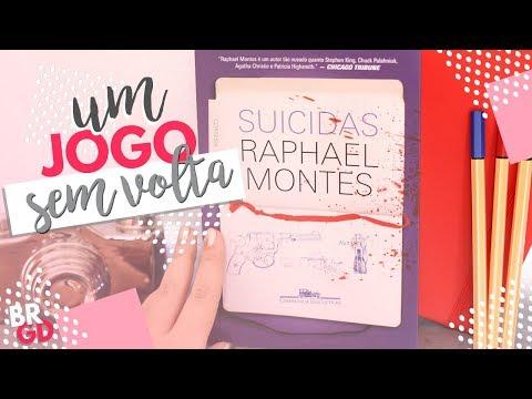 SORTEIO | Suicidas (Raphael Montes) | Resenha | por Borogodó