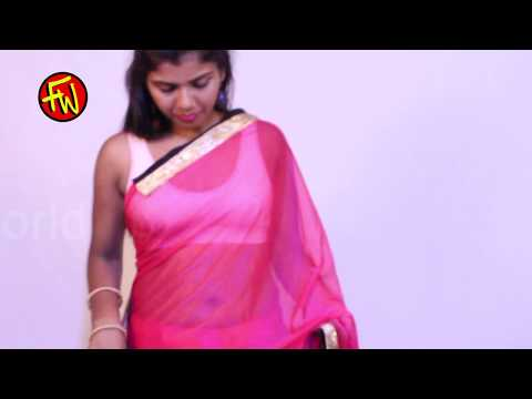 How To Wear Saree To Look Gorgeous  pink saree difrent style new look