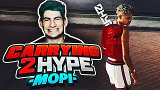 NBA 2K19 PARK FT. MOPI   CARRYING 2HYPE EP. 2
