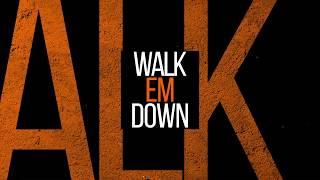 NLE Choppa - Walk Em Down feat. Roddy Ricch (Official Lyric Video)