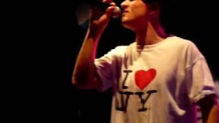 "Joey McIntyre ""NYC Girls"" LIVE"