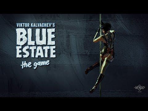 Blue Estate XEON E5 2640 + GTX 970 ( Ultra Graphics ) ТЕСТ